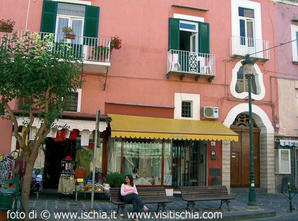 quartier ischia italie