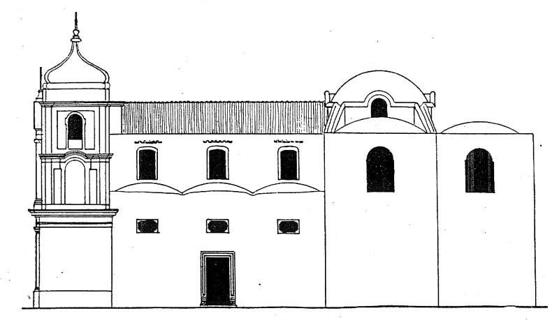 Visit ischia chiesa di san vito for Noleggio della cabina del parco cittadino